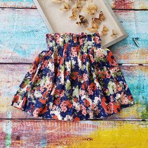 Anthro Parameter Apothecary Floral Mini Skirt 4